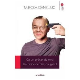 Ca un gratar de mici. Un picior de plai, cu spitul - Mircea Daneliuc, editura Adenium