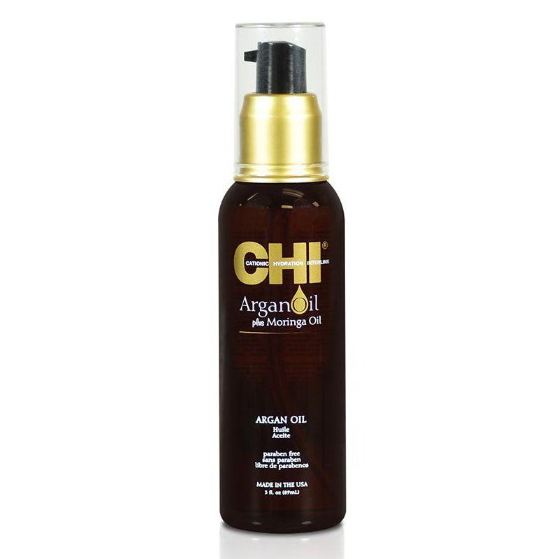 Ser cu Ulei de Argan - CHI Farouk Argan Oil Plus Moringa Oil Serum 89 ml