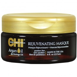 Masca de Intinerire - CHI Farouk Argan Oil Plus Moringa Oil Rejuvenating Masque 237 ml