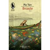 Broaste - Mo Yan, editura Humanitas