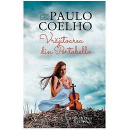 Vrajitoarea din Portobello ed.2014 - Paulo Coelho, editura Humanitas
