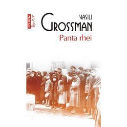 Panta Rhei - Vasili Grossman, editura Polirom