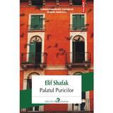Palatul puricilor - Elif Shafak, editura Polirom