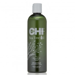 Sampon pentru Scalp Sensibil - CHI Farouk Tea Tree Oil Shampoo 739 ml