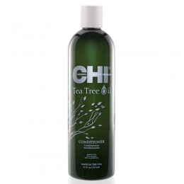 Balsam pentru Scalp Sensibil - CHI Farouk Tea Tree Oil Conditioner 739 ml