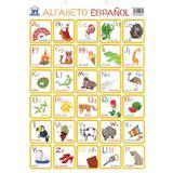 Alfabetul ilustrat al limbii spaniole. Plansa, editura Didactica Publishing House