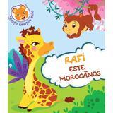 Rafi este morocanos, editura Didactica Publishing House