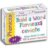 Build a Word. Formeaza cuvinte. 100 de jetoane - Fran Bromage, editura Didactica Publishing House