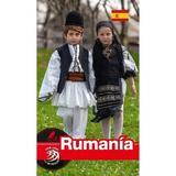 Romania (lb. spaniola) - Calator pe mapamond, editura Ad Libri