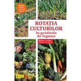 Rotatia culturilor in gradinile de legume - Blaise Leclerc, editura Mast