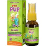 Pufy Puf Salvie Fara Alcool Spray Dacia Plant, 20ml