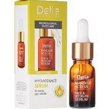 Ser cu Acid Mandelic pentru Fata si Decolteu Delia Cosmetics, 10ml