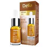Ser cu Ulei de Argan pentru Fata si Decolteu Delia Cosmetics, 10ml