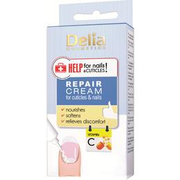 Crema Reparatoare pentru Unghii si Cuticule Delia Cosmetics, 15ml