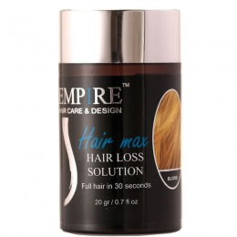 Pudra Par Rarit Blond - Luiza Essence Empire Hair Max Loss Solution Blond Hair 20 gr