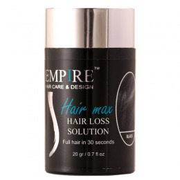 Pudra Par Rarit Negru - Luiza Essence Empire Hair Max Loss Solution Black Hair 20 gr