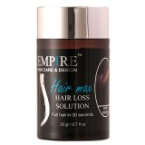Pudra Par Rarit Saten Inchis - Luiza Essence Empire Hair Max Loss Solution Dark Brown Hair 20 gr