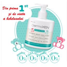 Pediatric Gel de Curatare Bland Dermoxen, 300ml