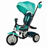 Tricicleta pliabila cu roti gonflabile Coccolle Urbio Air Mint