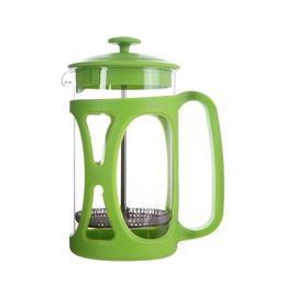 Infuzor ceai si cafea sticla, Sapir SP 1174 E350, capac, maner si rama din plastic, 350 ml