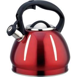 Ceainic din inox cu fluier Bohmann BH 9913, 3 litri, inductie, fund capsulat