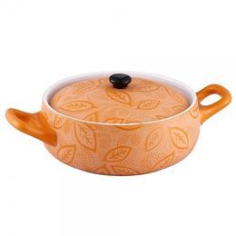 Cratita ceramica Vabene VB-6020057, 2 L, Capac