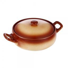 Cratita ceramica Vabene VB-6020039, 2.5 L, Capac