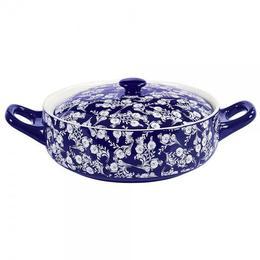 Cratita ceramica Peterhof PH-10062, 1.70 L, Capac
