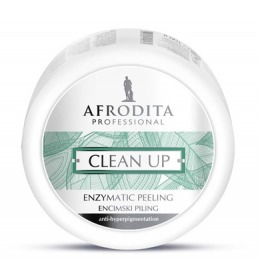 Cosmetica Afrodita - Clean Up Peeling Enzimatic 100 gr pulbere