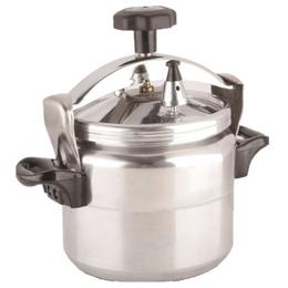 Oala sub presiune, aluminiu, 25.5x19 cm, 11 L, Ertone MN-314