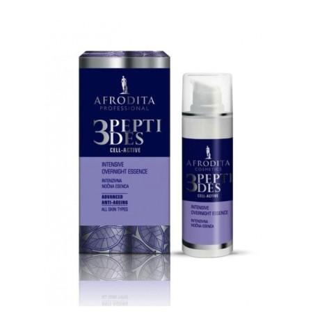 Cosmetica Afrodita - Serum Intens Anti-Age 3Peptides Cell-Active 30 ml imagine produs