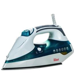 Fier de calcat talpa inox Zilan ZLN 8441, 2200W, pulverizare spray, anticalcar, autocuratare
