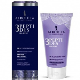 Cosmetica Afrodita - Masca 3D Anti-Age 3Peptides Cell-Active 150 ml