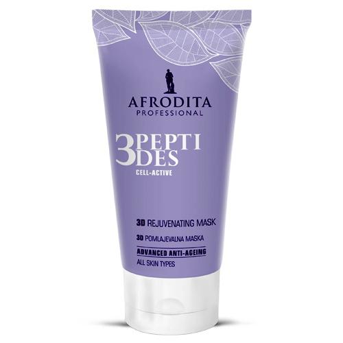 Cosmetica Afrodita - Crema Hidratanta Ten Normal-Mixt Anti-Age 3Peptides Cell-Active 100 ml imagine produs