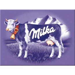 Magnet frigider - Milka