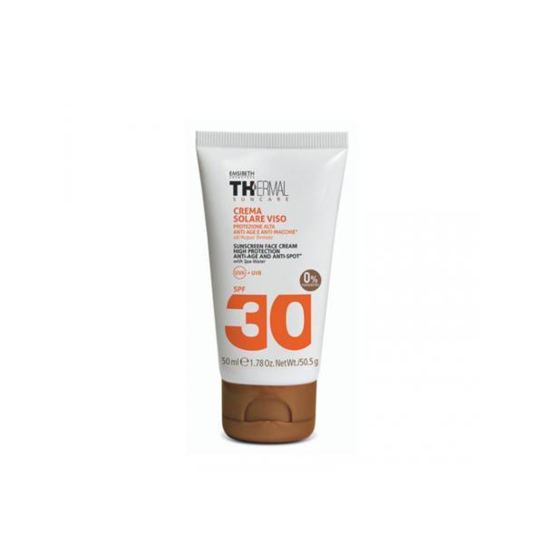 Cremă pentru față Thermal Sun Care SPF 30 Emsibeth, 50 ml