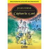 Capitan la 15 ani - Jules Verne, editura Corint