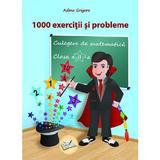 Culegere de matematica - Clasa 2 - 1000 exercitii si probleme Ed.2 - Adina Grigore, editura Ars Libri