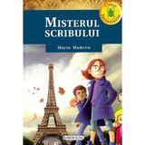 Clubul detectivilor. Misterul scribului - Maria Maneru, editura Girasol