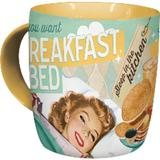 Cana - Breakfast in Bed - ArtGarage