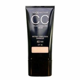 Corector Crema CC Max Factor Colour Correcting Cream 40 Fair, 30 ml de la esteto.ro