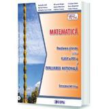 Evaluare nationala. Matematica - Clasa 8 Sem.2 - Probleme si teste - Mihaela Singer, editura Sigma