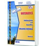 Evaluare nationala. Matematica - Clasa 8 Sem.1 - Probleme si teste - Mihaela Singer, editura Sigma