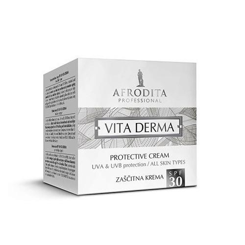 Cosmetica Afrodita - Crema pentru Protectie Solara SPF30 Vita Derma 50 ml imagine produs