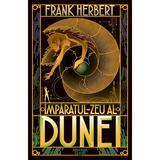 Împăratul-Zeu al Dunei (Seria Dune  partea a IV-a  ed. 2019) autor Frank Herbert, editura Armada
