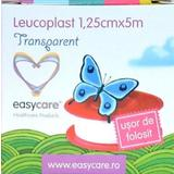 Leucoplast Transparent Easy Care, 1.25cm x 5m