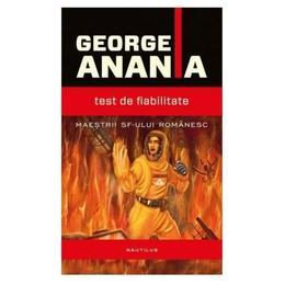Test de fiabilitate - George Anania, editura Nemira