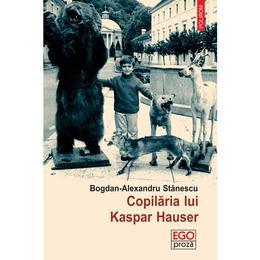 Copilaria lui Kaspar Hauser - Bogdan-Alexandru Stanescu, editura Polirom