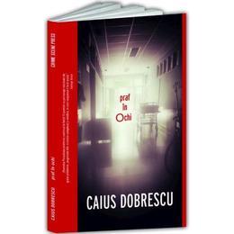 Praf in ochi - Caius Dobrescu, editura Crime Scene Press