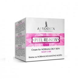 Cosmetica Afrodita - Crema de Ingrijire Peel Re-New for Normal to Oily Skin 50 ml